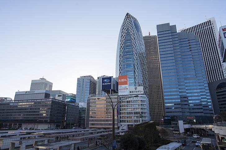 新宿西口 再開発