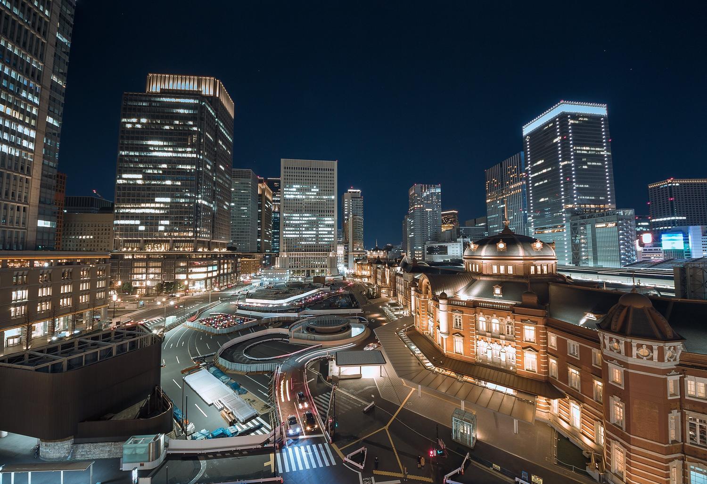 東京駅再開発