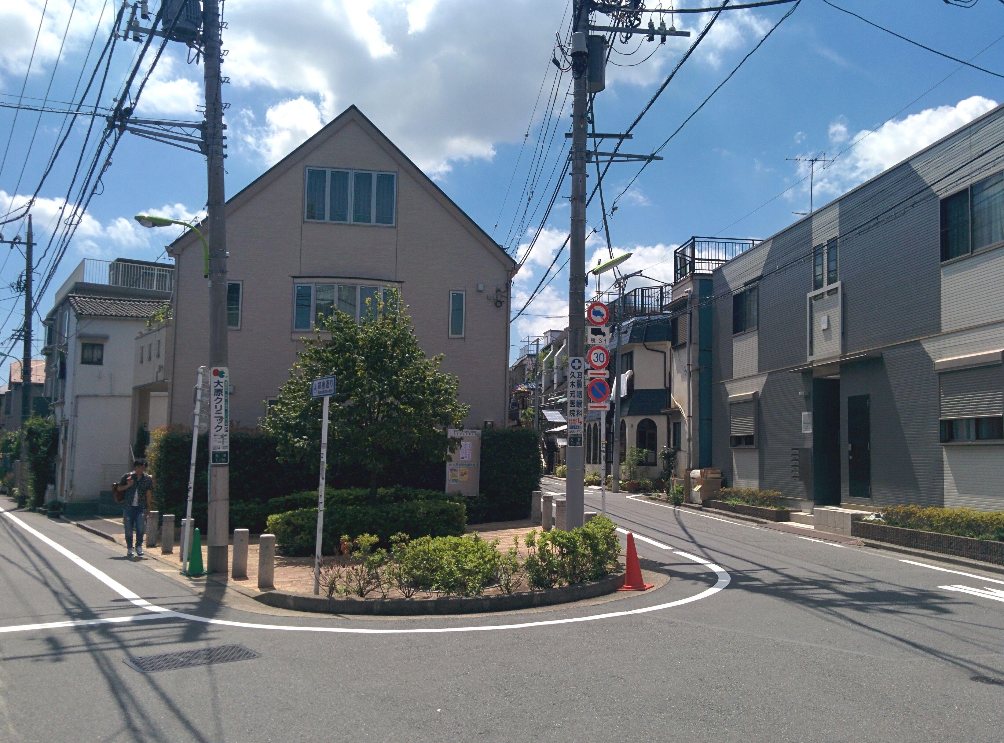 03_笹塚住宅街