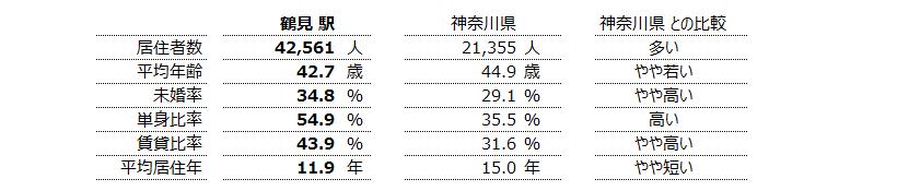鶴見 不動産投資分析