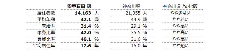 愛甲石田 不動産投資分析