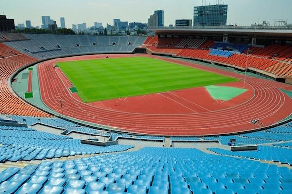 オリンピックと不動産 新国立競技場で何が買えるか