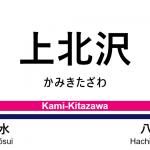 京王線 – 上北沢駅|駅カタログ2018