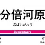京王線 – 分倍河原駅|駅カタログ2018