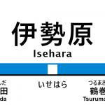 小田急線 – 伊勢原駅|駅カタログ2018