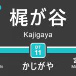 東急田園都市線 – 梶が谷駅|駅カタログ2018