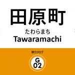 東京メトロ銀座線 – 田原町駅|駅カタログ2018