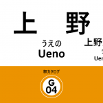 東京メトロ銀座線 – 上野駅|駅カタログ2018