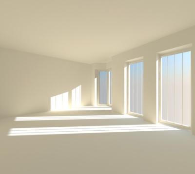 家賃が2倍で面積は2.5倍になる。部屋の広さと家賃との相関関係について